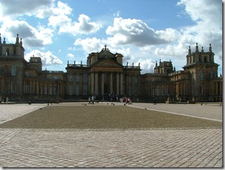 Blenheim Palace, Gardens and Parkland