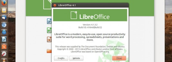 Libreoffice v Office 2013