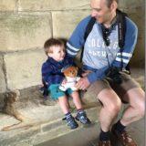 Jofli at Warkworth Castle